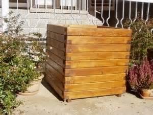 costruire vasi in cemento fioriere legno fioriere fioriere legno vasi fioriere
