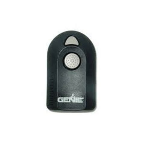 Genie Garage Door Opener Remote Programming Genie Garage Door Opener For Isd1000 Model