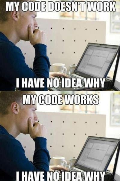 Code Meme - 20 memes every web designer will relate to