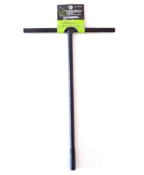 Kunci T Hitam Sok 13 Mm Tekiro jual tekiro kunci sock t hitam 7mm harga spesifikasi