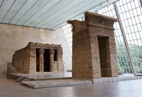 temple of dendur i was here i was i a kate soper work the new york times