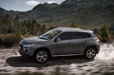 Peugeot 4008 Crossover Pictures And Details Autotribute