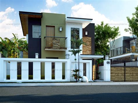 modern house design plans modern house design series mhd 2015016 pinoy eplans