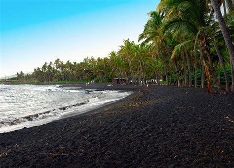 black sand 15 stunning black sand beaches you have to visit thrillist