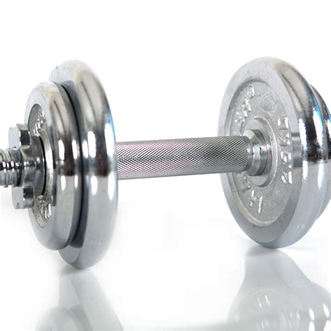 Dumbell Set 10 Kg finnlo 10 kg dumbbell set chrome buy now