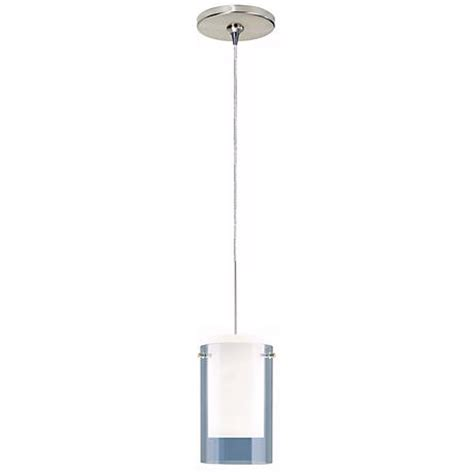 Tech Lighting Echo Pendant Steel Blue Echo Satin Nickel Tech Lighting Mini Pendant 19434 84367 Www Lsplus
