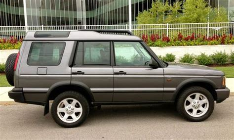 how cars run 2004 land rover discovery navigation system find used 2004 land rover discovery hse 4x4 quot 88k quot gps loaded extra clean in saint clair