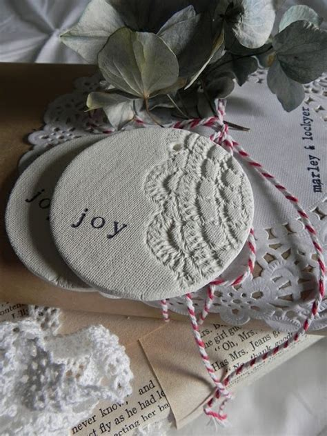 clay quot fabric quot ornaments craft ideas pinterest