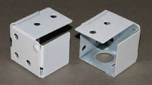 mini blind brackets mini blind repair parts and components and mounting hardware