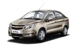 chevrolet sail price in india gst rates images mileage