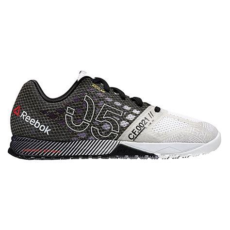 reebok athletic shoes s crossfit nano 5 0 blue black