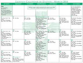 church calendar template creating event calendars for busy schedules bright ideas