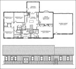 residential pole barn floor plans studio design