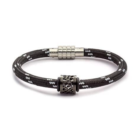 Mens Jewelry by Aagaard Mens Jewelry Rope Bracelet No 1225 Landing