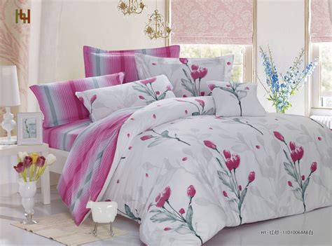 cotton bed sheets china cotton bed sheet hy01 china bedding set bed