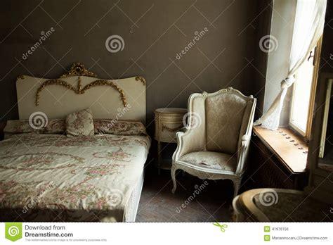 altmodisches schlafzimmer altes schlafzimmer stockfoto bild 41976156