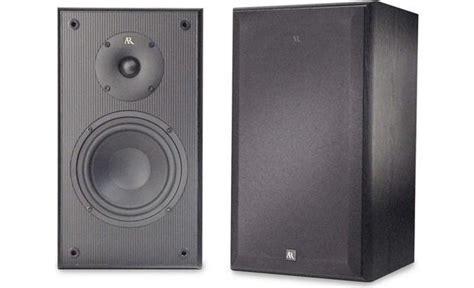 acoustic research ps2062 bookshelf speakers reviews at