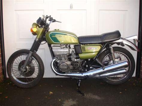 1972 Suzuki Gt550 Suzuki Gt550 K 1972 From Ben Mooiman