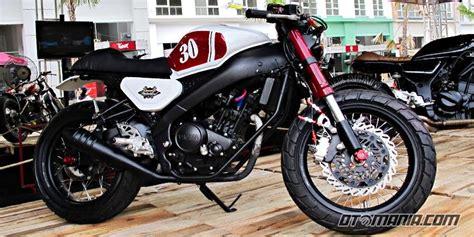 Japstyle Basis Honda Gl 125 v ixion standar ala quot cafe racer quot kompas
