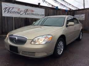 Buick Lucern 2007 Buick Lucerne Cx Ottawa Ontario Used Car For Sale