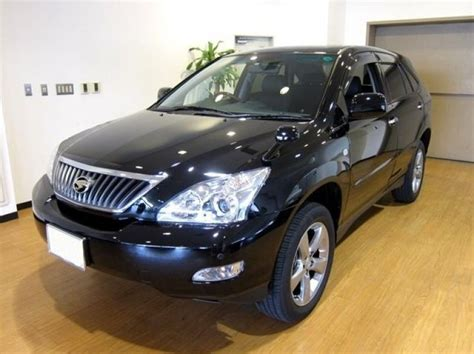 toyota harrier 2010 for sale toyota harrier 240g 2010 used for sale