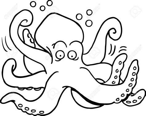 clipart black and white octopus black and white www pixshark com images