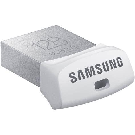 dive samsung samsung 128gb muf 128bb usb 3 0 fit drive muf 128bb am b h