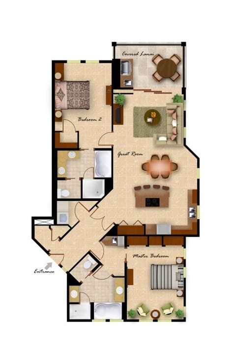 Small Condo Floor Plans by 25 Best Ideas About Condo Floor Plans On Pinterest 3d