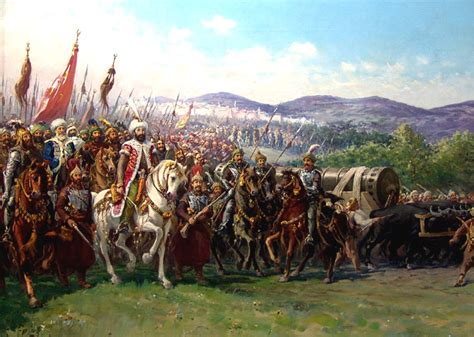 Who Are The Ottomans The Fall Of Constantinople History Today