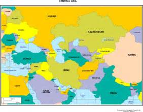 Map Of Asia With Countries by Gallery For Gt Asia Map With Countries Labeled