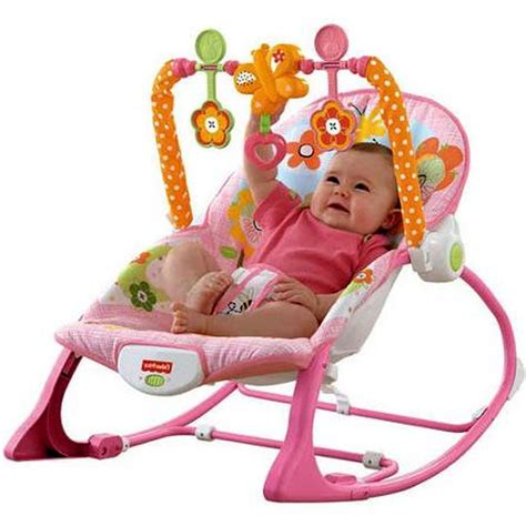 Baby Bouncer baby calming motion bouncer seat infant vibrating