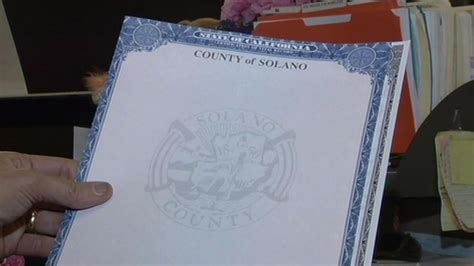 Solano County Marriage License Records Solano County S Paper Shortage Delays Marriage Licenses