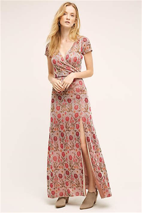 Maderva Maxi Pink maxi dresses you ll for fall wedding guest season
