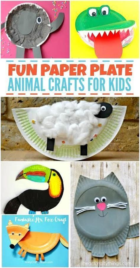 Paper Plate Craft Book - 178 best assiettes en images on paper