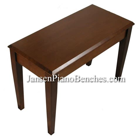 how high is a piano bench jansen upright piano bench