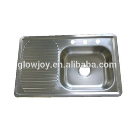 stainless steel kitchen sink inserts drainboard high tech used commercial stainless steel