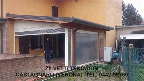 portici e verande chiusure ermetiche pvc portici tettoie baconi e verande