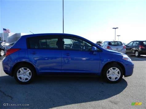 nissan versa blue 2012 metallic blue nissan versa 1 8 s hatchback 57873297