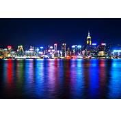 Hong Kong At Night 4K UHD 32 3840x2560 Wallpaper