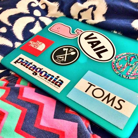 What Of Stickers Go On Laptops