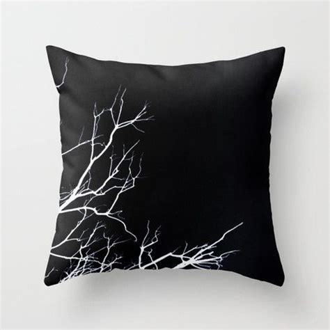 living room throw pillow covers decorative pillow cover branches nature home decor