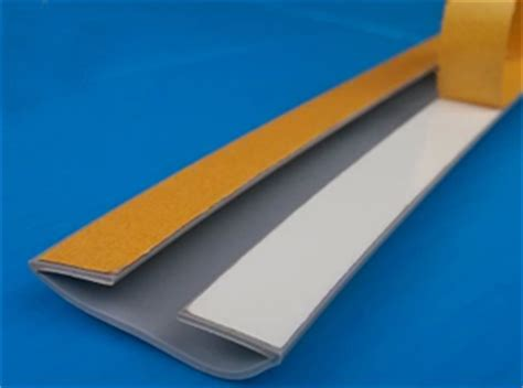 Interior Door Bottom Seal Interior Door Bottom Seal Adhesive Threshold Seal Abcrubber Inc