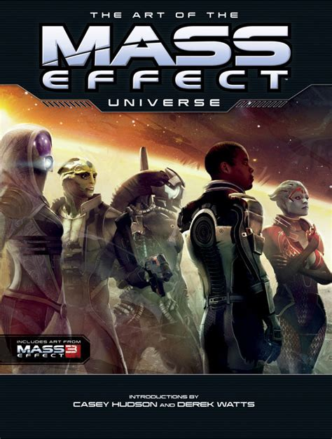 the of the mass effect universe pr 233 sentation des artbooks the of mass effect