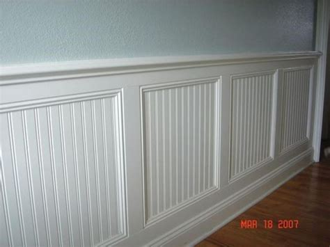 Wainscoting Board And Batten pin by chris fought on house stuff