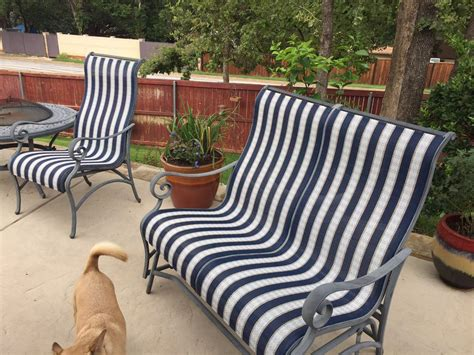 Patio Furniture Reupholstery Chair Care Patio 45 Photos Furniture Reupholstery 8700 Sovereign Row Dallas Tx United