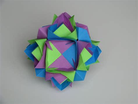 unit origami stephen s origami origami gems tomoko fuse unit