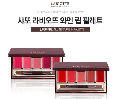 Labiotte Chateu Wine Lip Palette Labiotte Chateau Labiotte Wine Lip Palette 02 Sweet
