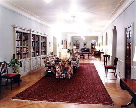look inside the obamas private living quarters cnn kn c16129 family living quarters white house john f