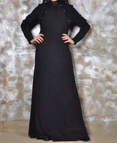 Used Drapes Simple Black Plain Abaya Designs 2016 2017 Islamic Burka