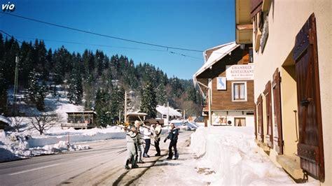 les rousses la d 244 le haut jura franco suisse rue du s 233 jour pour les passionn 233 s de voyages